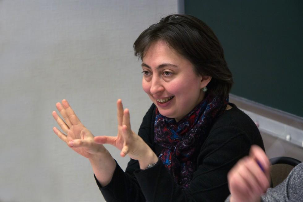 Анна Алиева, кандидат социологических наук, старший преподаватель СФИ