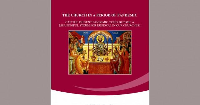 Опубликованы материалы богословского вебинара о жизни церкви в период пандемии