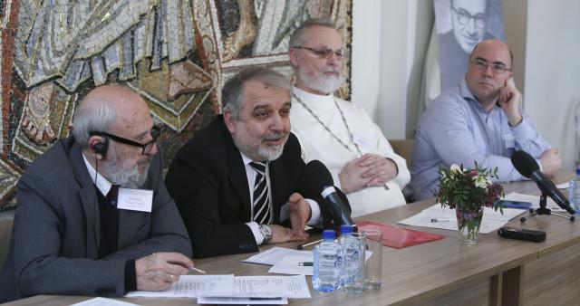 В Свято-Филаретовском институте открылась конференция по проблемам современной экклезиологии