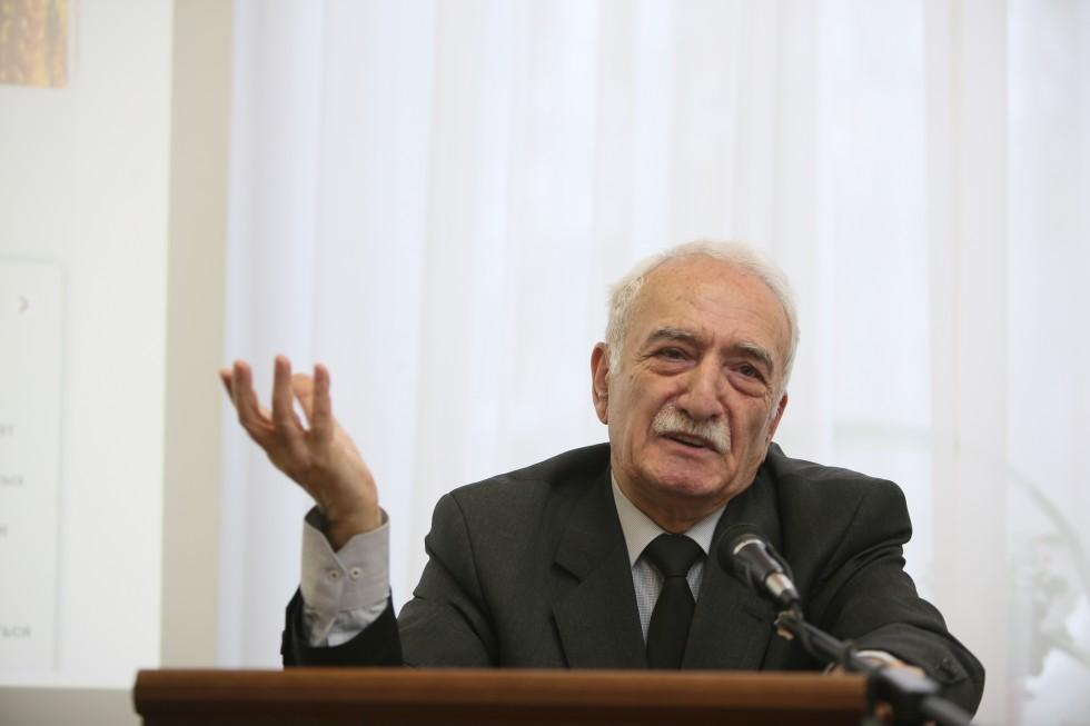 Председатель Братства Армянской Апостольской церкви Гамлет Закарян