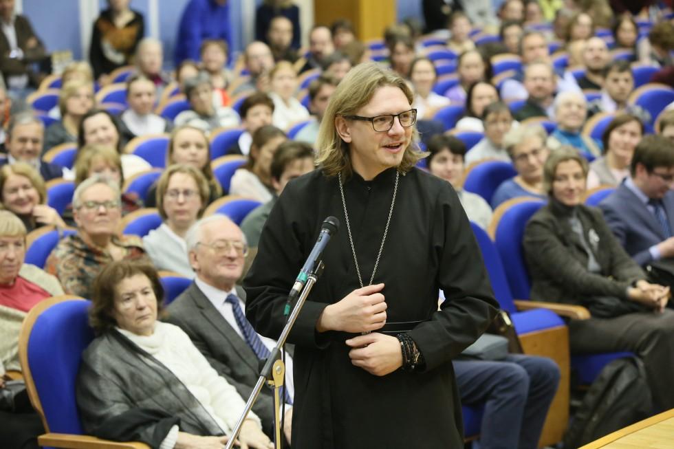 Иеромонах Лука (Лисовский), заведующий заочным отделением Смоленской духовной семинарии