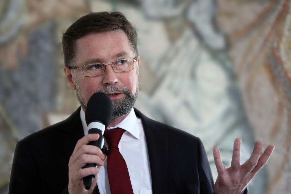 Дмитрий Гасак, первый проректор Свято-Филаретовского института