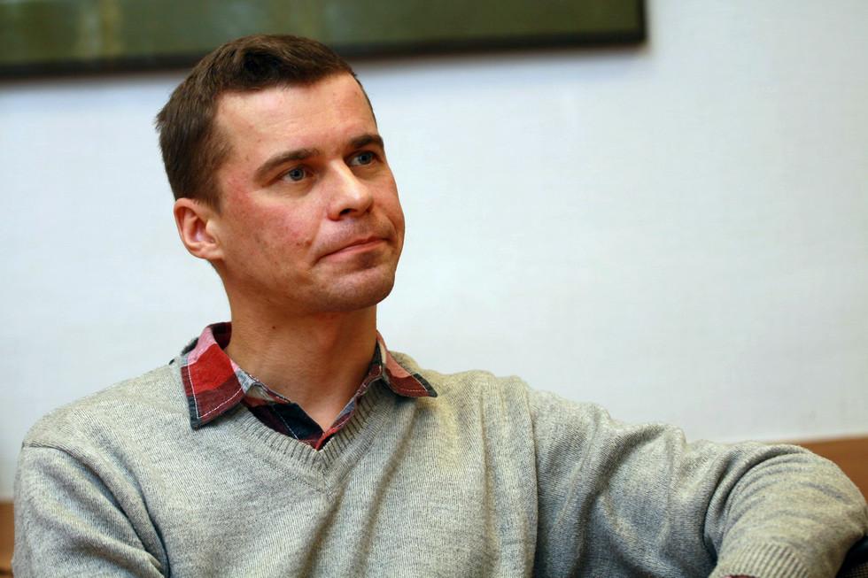 старший преподаватель кафедры религиоведения СФИ Максим Демченко