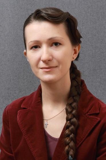 Алина Павловна Патракова