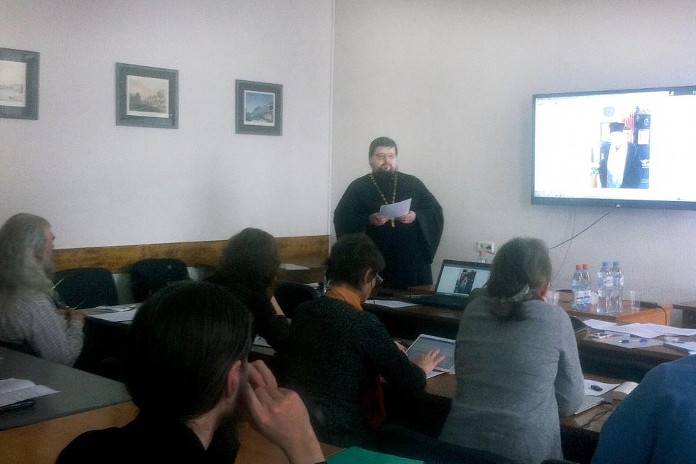 Священник Максим Плякин, секретарь комиссии по канонизации Саратовской епархии, член Межсоборного присутствия Русской православной церкви