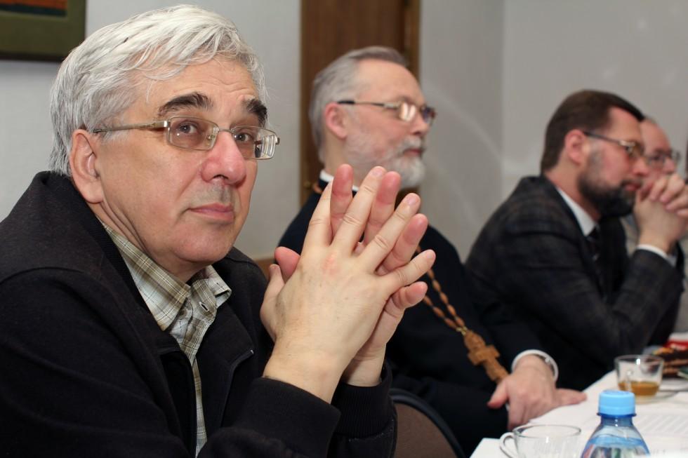 Профессор Национального ядерного университета МИФИ Сергей Рубин
