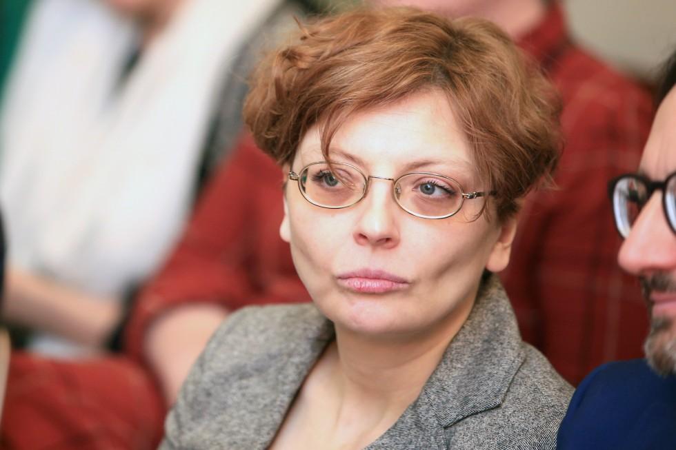 Председатель оргкомитета Сретенских чтений Зоя Дашевская