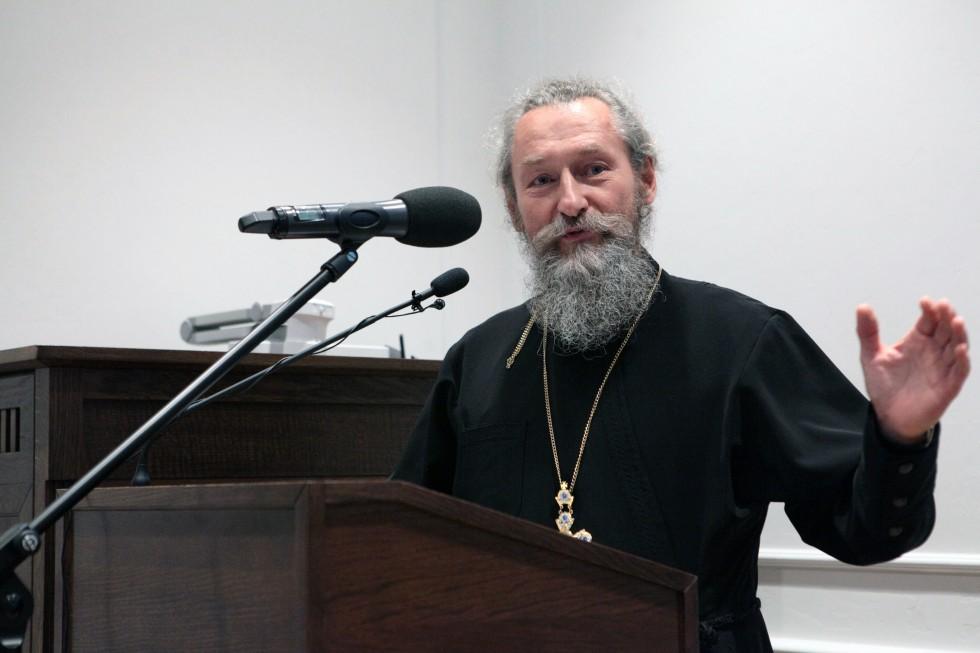 Протоиерей Андрей Юревич, главный архитектор Финансово-хозяйственного управления Русской православной церкви, почётный профессор МАРХИ