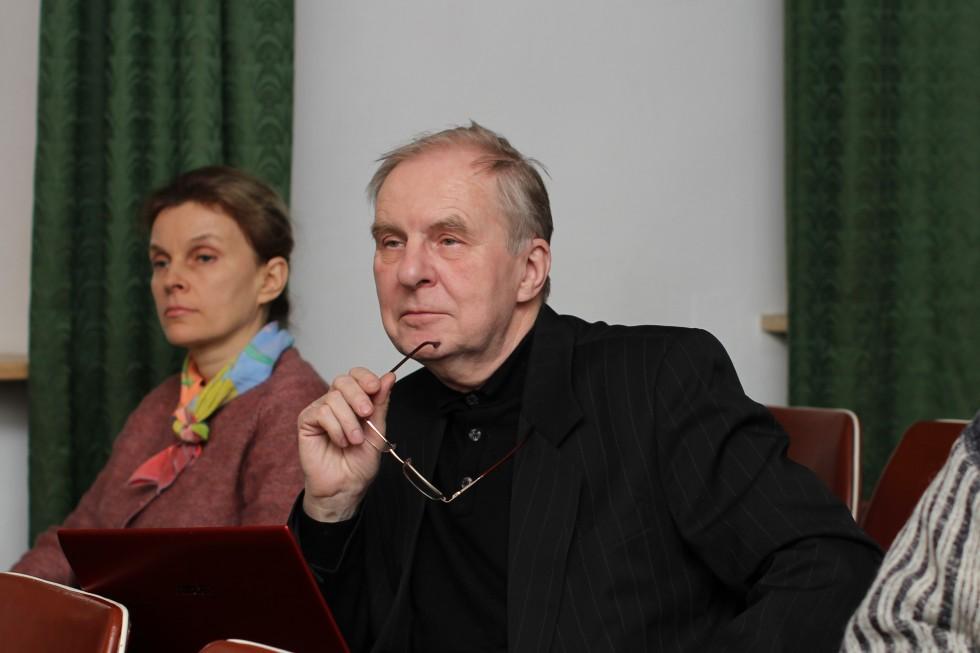 Борис Воскресенский, кандидат медицинских наук, доцент кафедры философии, гуманитарных и естественнонаучных дисциплин СФИ