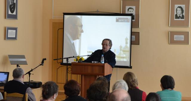 В Твери при участии Ассоциации выпускников и студентов СФИ прошли X Аверинцевские чтения