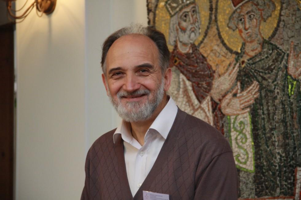 Александр Копировский, ученый секретарь СФИ