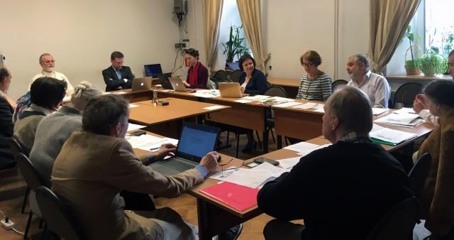 Состоялось заседание Ученого совета СФИ