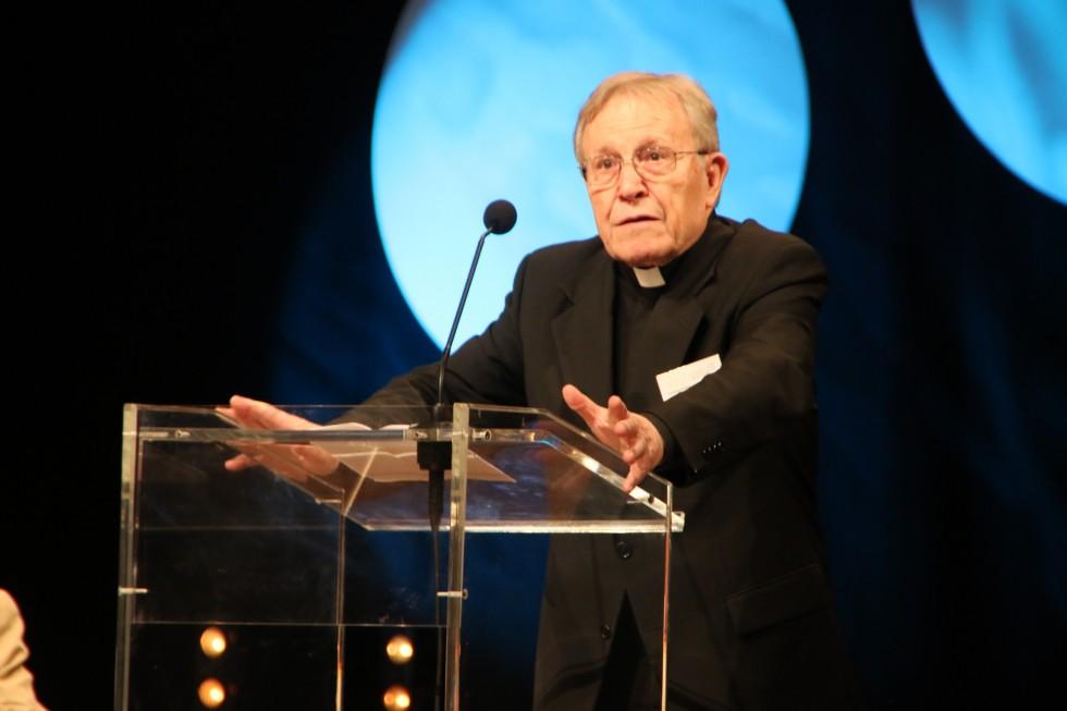 Кардинал Вальтер Каспер, экс-председатель Папского совета по содействию христианскому единству (в 2001-2010 годах)