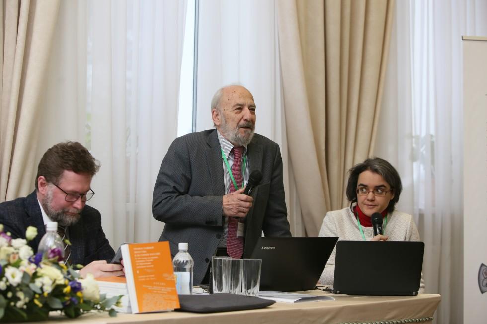 Почетный профессор Университета имени Аристотеля в Салониках Петрос Василиадис