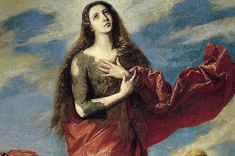 Хусепе де Рибера. Вознесение Марии Магдалины. 1636