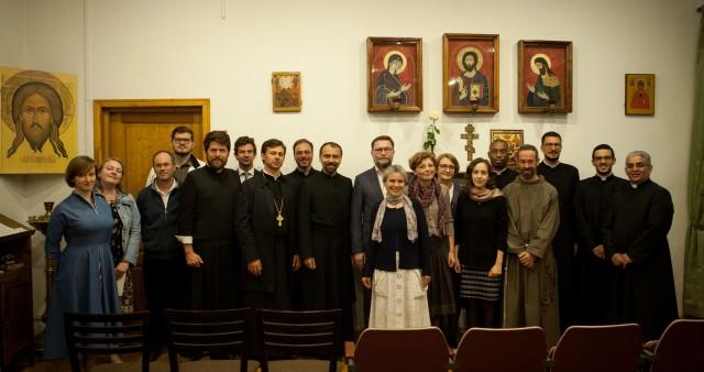 Представители Римско-католической церкви посетили Свято-Филаретовский институт