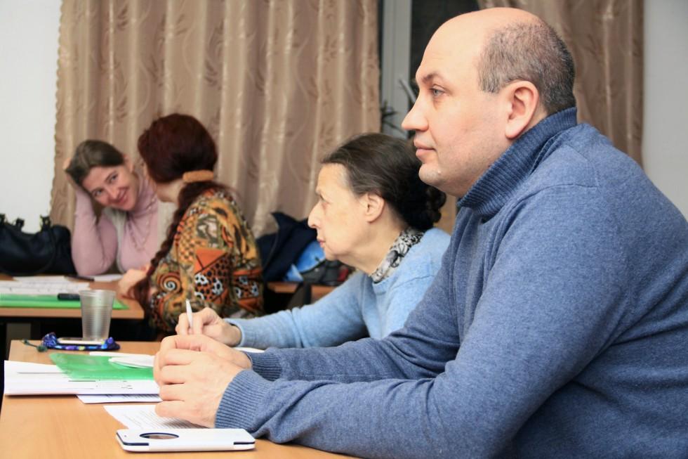 Олег Ермолаев, старший преподаватель кафедры миссиологии, катехетики и гомилетики