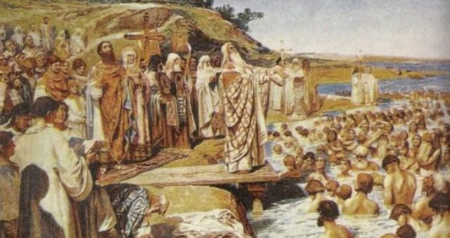 Выбор веры: что дало народу крещение Руси
