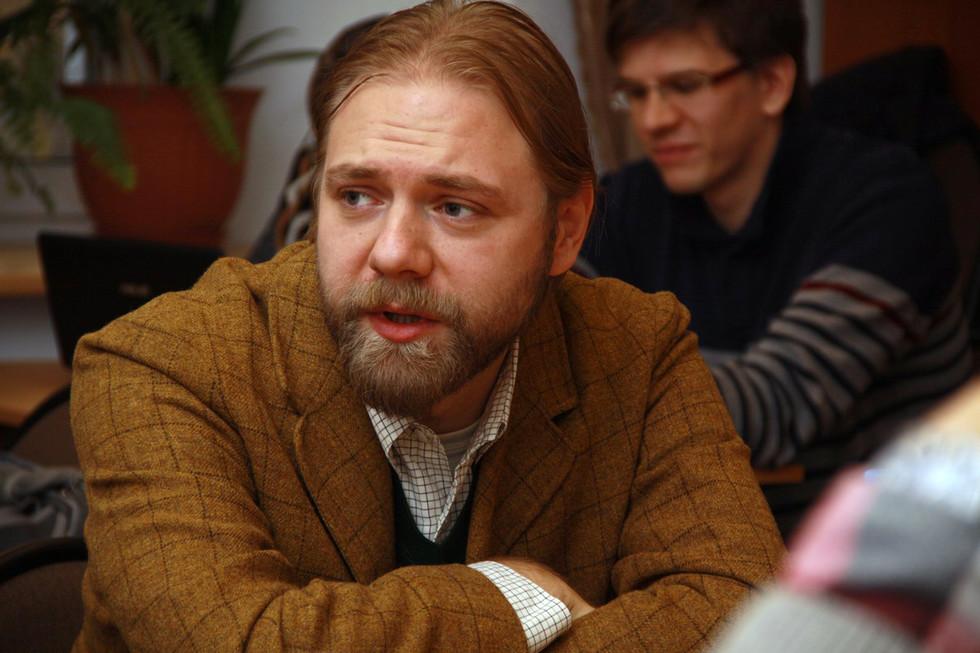 директор Института религиозной педагогики РХГА