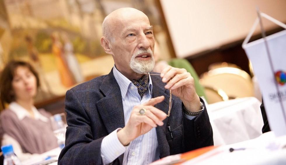 В.Л. Глазычев (26.02.1940 - 5.06.2012). Фото с сайта www.adrecom.skolkovo.ru
