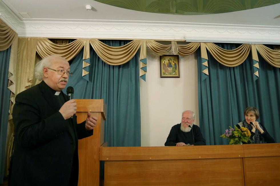 Протоиерей Владимир Фёдоров