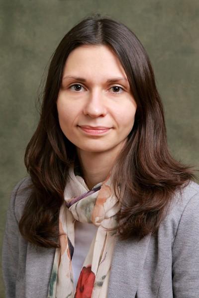 Екатерина Сергеевна Хмельнова