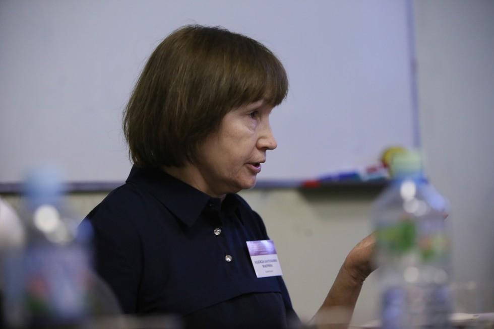 Надежда Макурина, независимый исследователь из Архангельска рассказала о Союзе духовенства и мирян города Архангельска в 1917-1920 годах