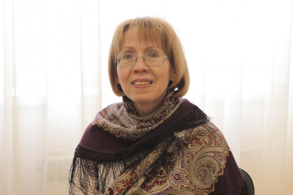 Татьяна Благодарёва, выпускница СФИ