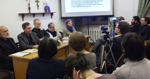 Архимандрит Роберт Тафт: жизнь, посвященная литургии