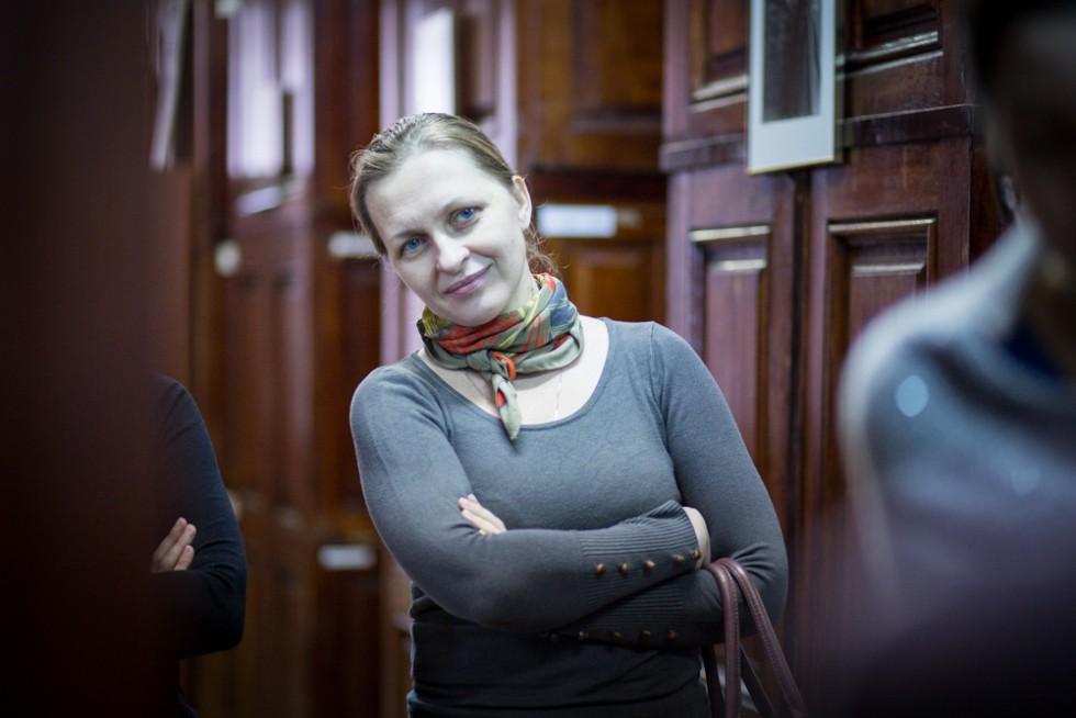 Екатерина Александровна Алексеева, преподаватель курса «Основы источниковедения»