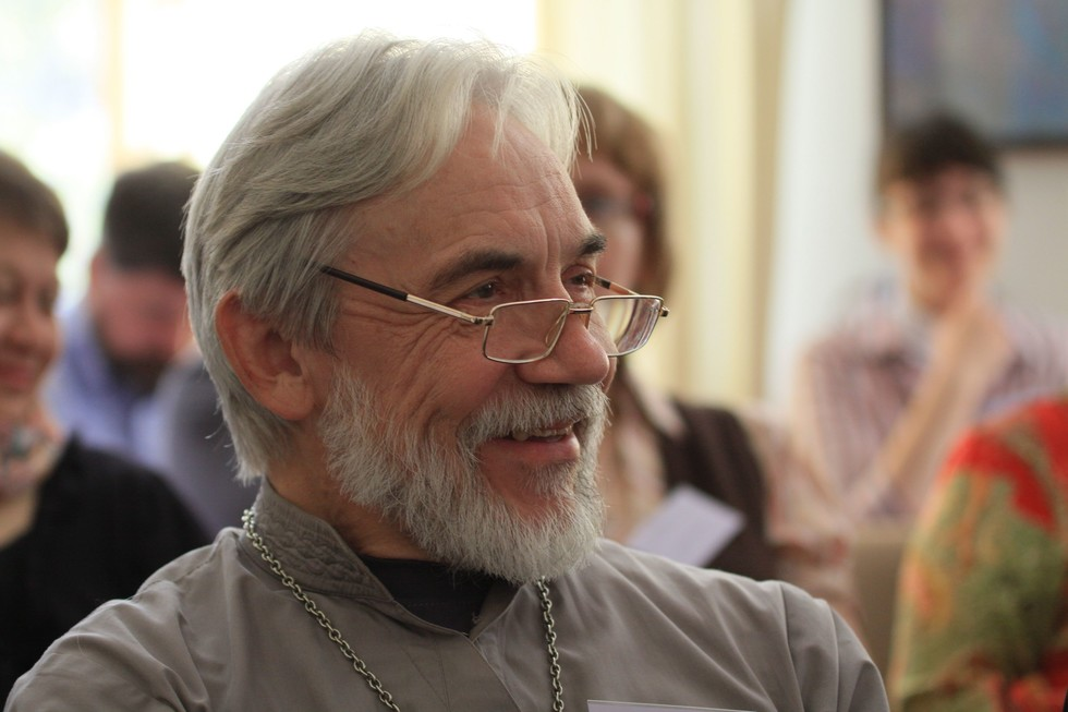Священник Игорь Кузьмин