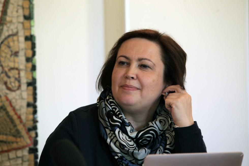 Marina Naumova, Deputy Rector at SFI