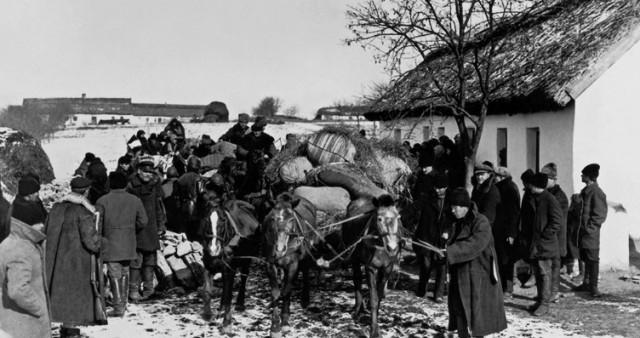 Сталинская коллективизация: актуальные проблемы