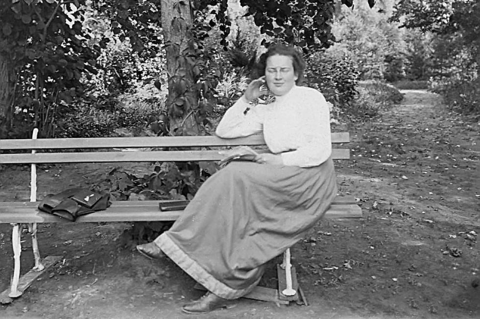 Елизавета Кузьмина-Караваева, будущая монахиня Мария (Скобцова). Фото: Wikimedia Commons
