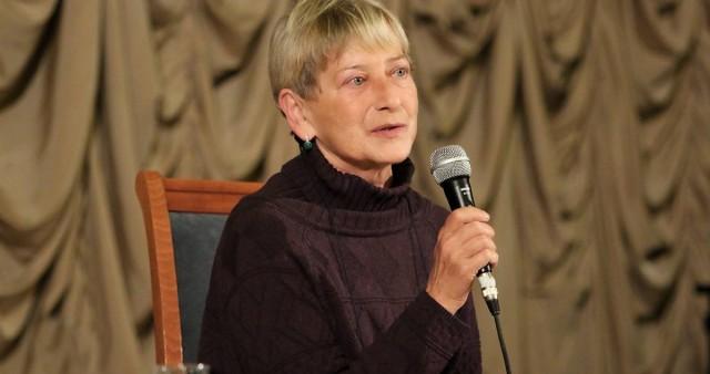 Приветствие Ольги Седаковой