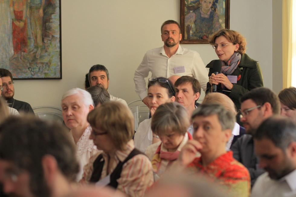 Зоя Дашевская, декан богословского факультета СФИ