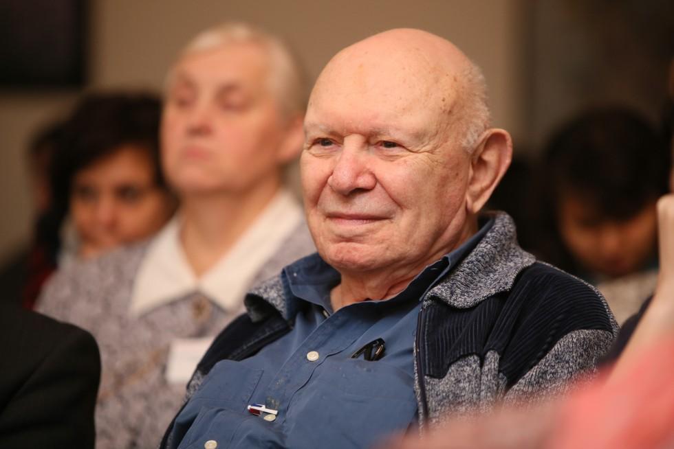 Теодор Шанин, профессор Манчестерского университета, президент Московской высшей школы социальных и экономических наук