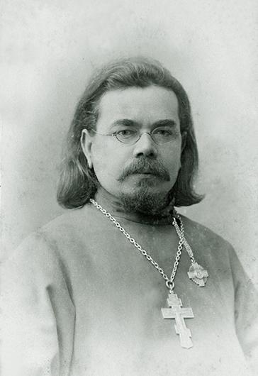Протоиерей ЕвгенийКапралов