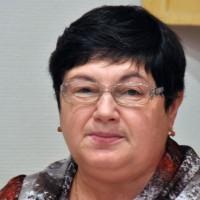 Ольга Ильинична Ярошевская