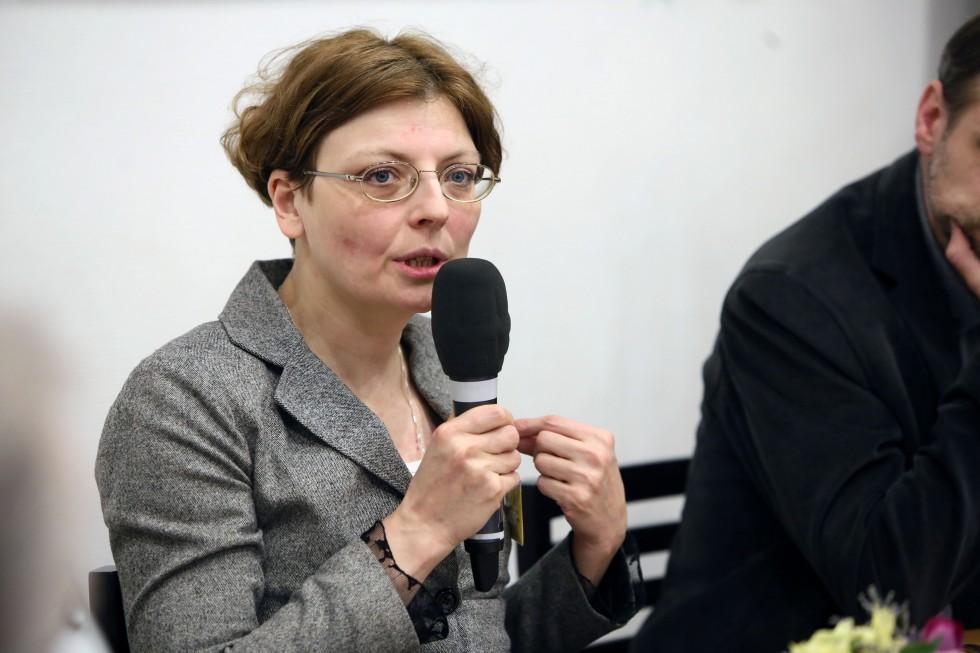 Зоя Дашевская, заместитель декана богословского факультета СФИ