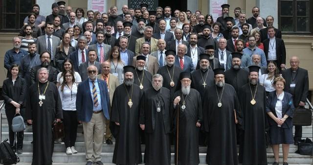 В Салониках состоялась Международная богословская конференция о соборности
