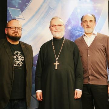 Ток-шоу в Высшей школе экономики о передаче Исаакиевского собора церкви