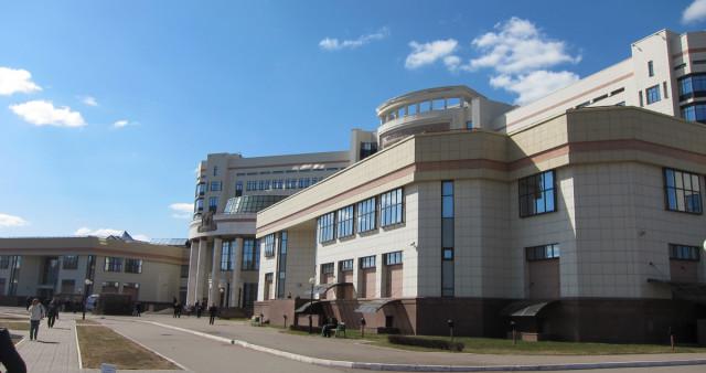 Студенты СФИ приняли участие в научной конференции МГУ «Ломоносов»