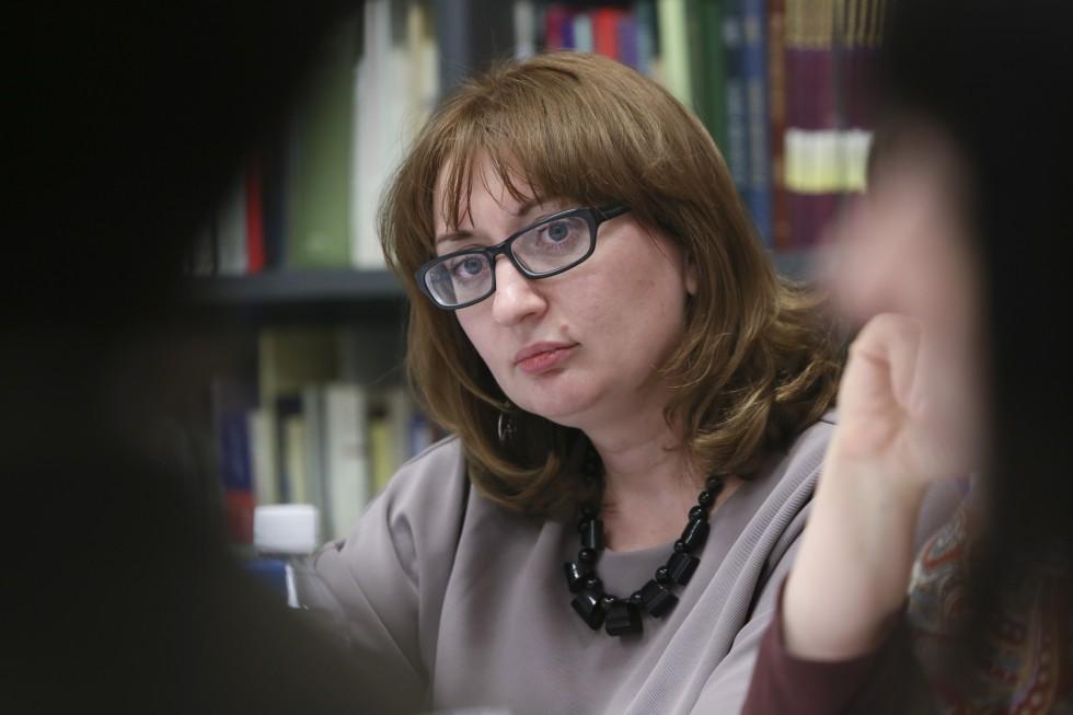 Екатерина Беликова