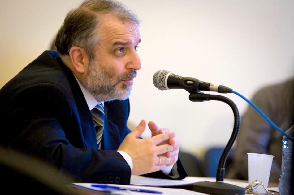 Давид Гзгзян, декан богословского факультета СФИ, член Межсоборного присутствия РПЦ