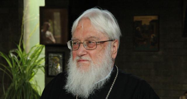 Митрополит Каллист (Уэр): для литургии главное не священник и не храм, а собрание
