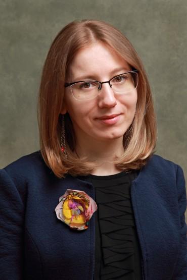 Мария Владимировна Акинина