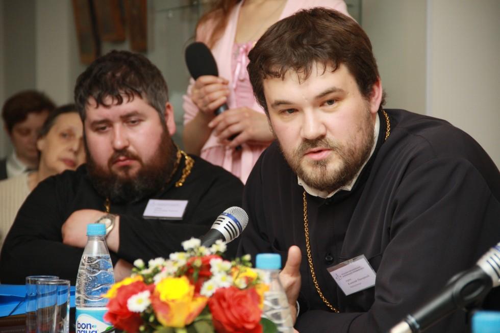 руководитель Отдела религиозного образования и катехизации Хабаровской епархии