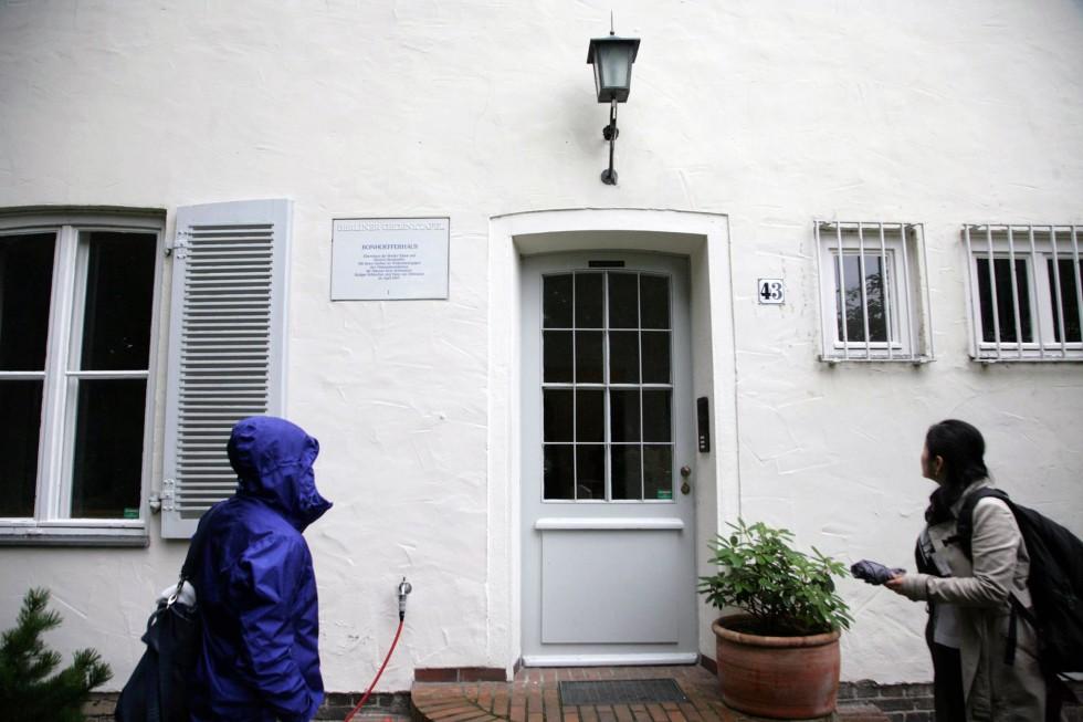 Дом, гдевыросДитрихБонхёффер