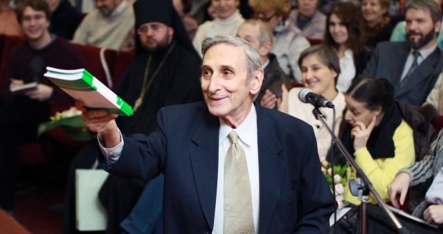 Приветствие профессора Анатолия Красикова